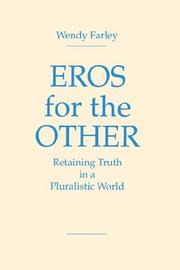 Cover of: Eros for the Other | Wendy Farley