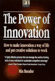 Cover of: The power of innovation