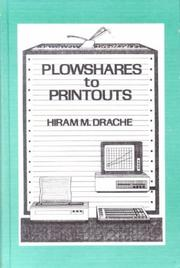 Cover of: Plowshares to printouts