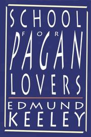 Cover of: School for pagan lovers