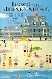 Cover of: Down the Jersey Shore | Roberts, Russell