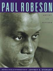 Cover of: Paul Robeson |
