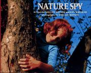 Cover of: Nature spy | Shelley Rotner