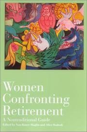 Cover of: Women Confronting Retirement |