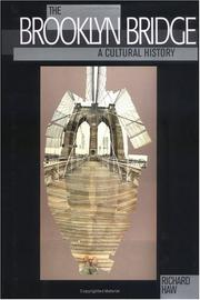 Cover of: The Brooklyn Bridge | Richard Haw
