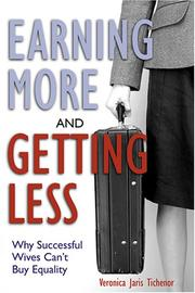 Cover of: Earning More And Getting Less | Veronica Jaris Tichenor