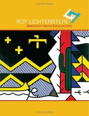 Cover of: Roy Lichtenstein