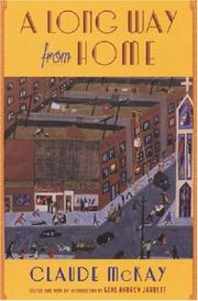 Cover of: A Long Way from Home (Multi-Ethnic Literatures of the Americas)