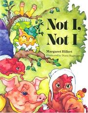 Cover of: Not I, Not I