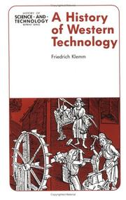 Cover of: Technik