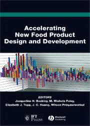 Cover of: Accelerating new food product design and development |