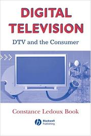 Cover of: Digital Television | Connie Ledoux Book