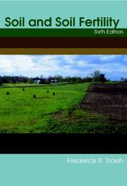 Cover of: Soil and Soil Fertility