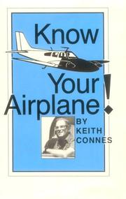 Cover of: Know your airplane!