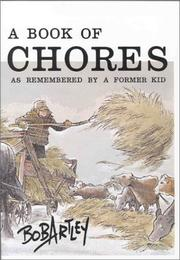 Cover of: A book of chores
