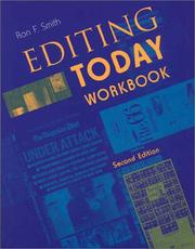 Cover of: Editing Today Workbook