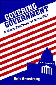 Cover of: Covering Government