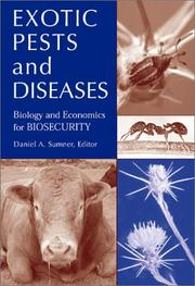 Cover of: Exotic Pests and Diseases