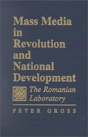 Cover of: Mass media in revolution and national development
