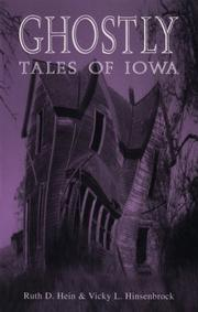Cover of: Ghostly tales of Iowa