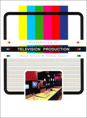 Cover of: Fundamentals of television production