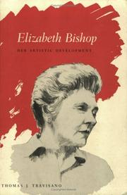 Cover of: Elizabeth Bishop