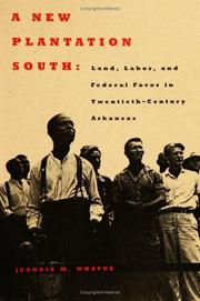 Cover of: A new plantation south | Jeannie M. Whayne