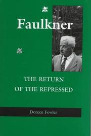 Faulkner by Doreen Fowler