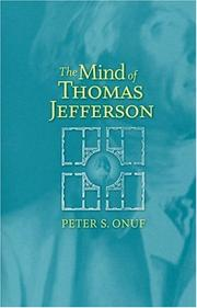 Cover of: The Mind of Thomas Jefferson