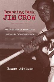 Cover of: Brushing Back Jim Crow