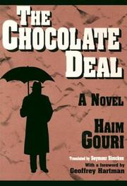 Cover of: The chocolate deal