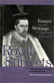 Cover of: Royal Subjects |