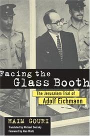 Cover of: Facing the glass booth