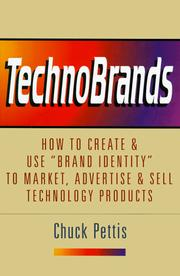 Cover of: Technobrands