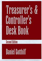 Cover of: Treasurer's and controller's desk book