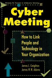 Cover of: CyberMeeting
