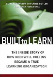 Cover of: Built to learn by