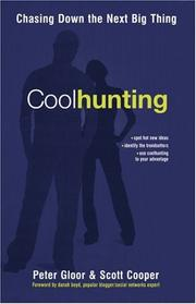 Cover of: Coolhunting | Peter A. Gloor