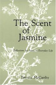 Cover of: The scent of jasmine | Patricia McCarthy