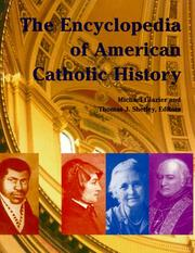The encyclopedia of American Catholic history