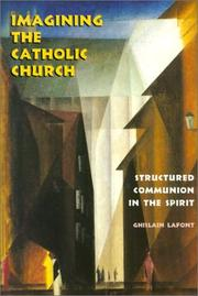Cover of: Imagining the Catholic Church