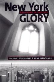 Cover of: New York Glory |