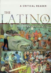 Cover of: The Latino/a Condition |