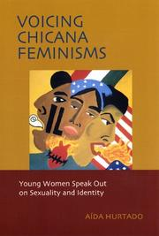 Cover of: Voicing Chicana feminisms