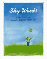 Cover of: Sky words