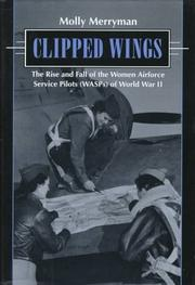 Cover of: Clipped Wings | Molly Merryman