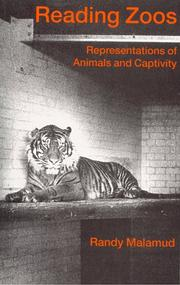 Cover of: Reading zoos | Randy Malamud