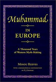 Cover of: Muhammad in Europe