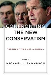 Cover of: Confronting the New Conservatism