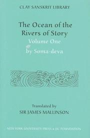 Cover of: The ocean of the rivers of story